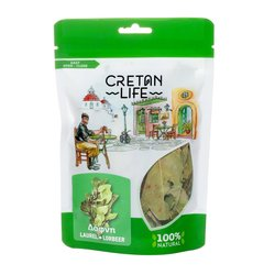 Cretan Bay Leaf (Laurel) Loose Tea in Resealable Pack 20g