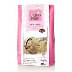 Tiramisu Italian Ice Cream Gelato Mix - Make At Home Pack 200g (Gluten Free)