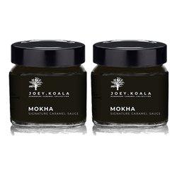 Mokha Caramel Sauce with Coffee & Cocoa (Handmade) 230g