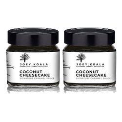 Coconut Cheesecake Caramel Sauce (Handmade) 230g