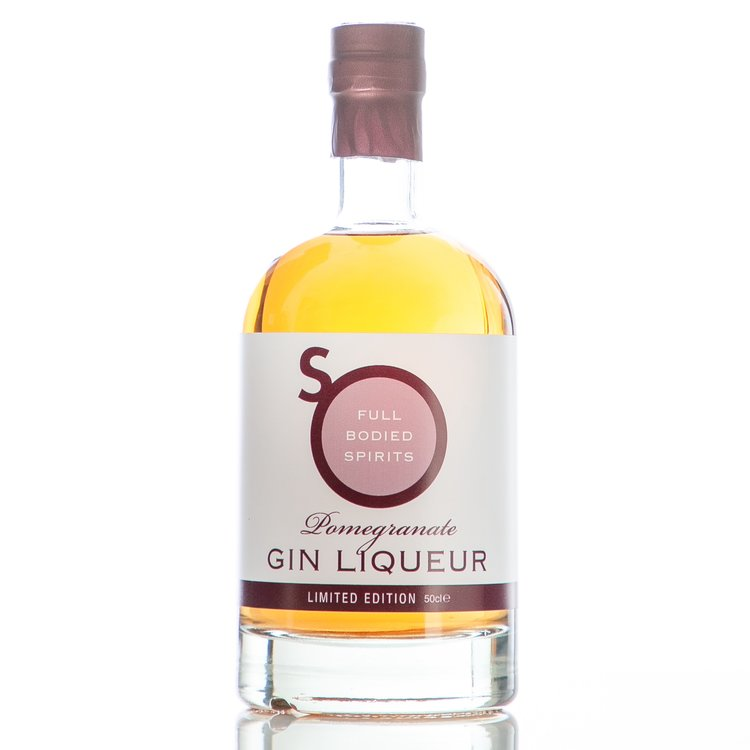 Pomegranate Gin Liqueur Limited Edition 50cl