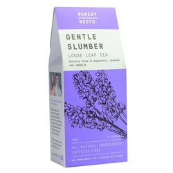 Caffeine-Free 'Gentle Slumber' Loose Leaf Herbal Tea with Chamomile & Lavender 25g