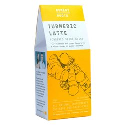 Dairy-Free Turmeric Latte Spice Drink Blend with Ginger 50g (Caffeine-Free)