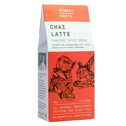 Dairy-Free Chai Latte Spice Drink Blend with Cinnamon & Cardamom 50g (Caffeine Free)