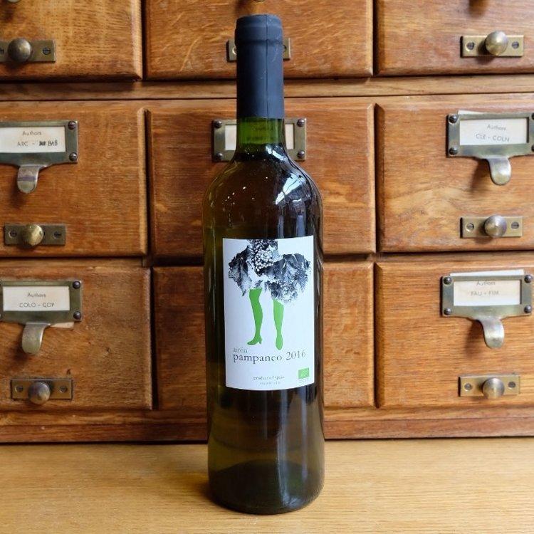 Aíren Esencia Rural 'Pampaneo' Natural Spanish Orange Wine 75cl (Organic)