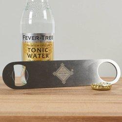 Stainless Steel 'Bar Blade' Bottle Opener