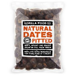 Whole Pitted Sayer Dates 400g
