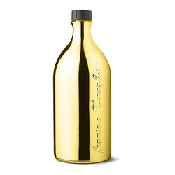 Italian Intense Extra Virgin Olive Oil in Gold Glass Bottle by Frantoio Muraglia 500ml