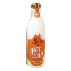 Sicilian Almond Milk with Sugar 1 Litre
