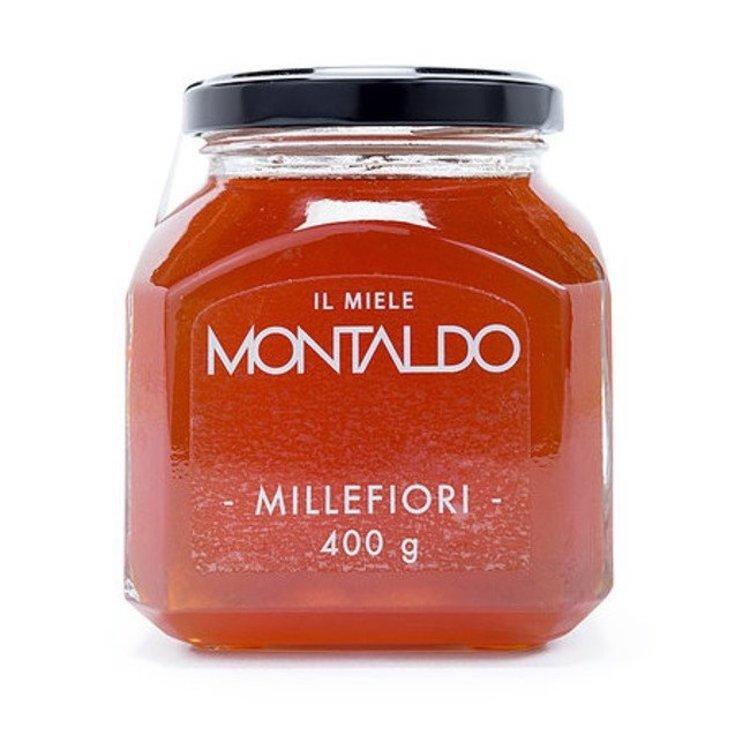Italian Piedmont Wildflower Honey 400g