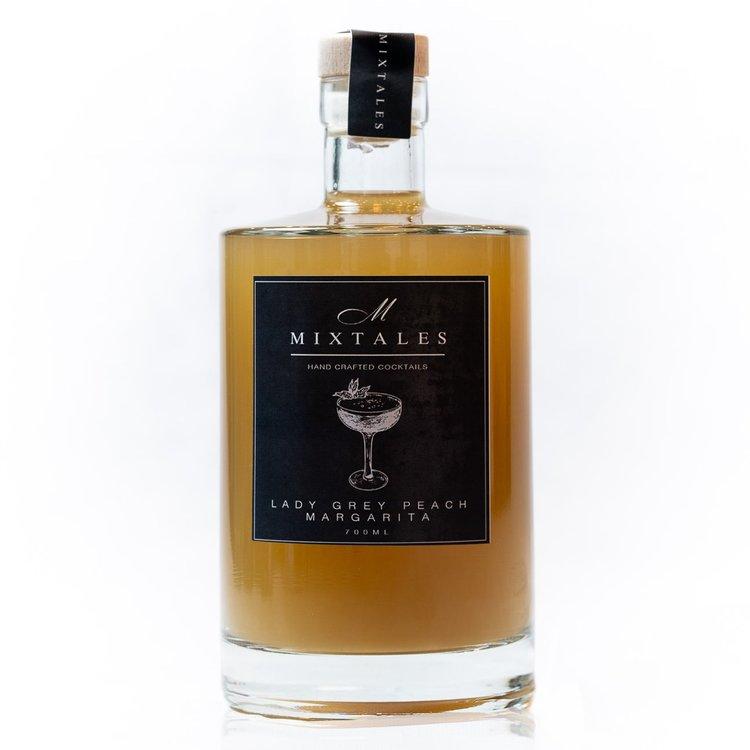 Lady Grey & Peach Margarita Pre-Mixed Cocktail 700ml