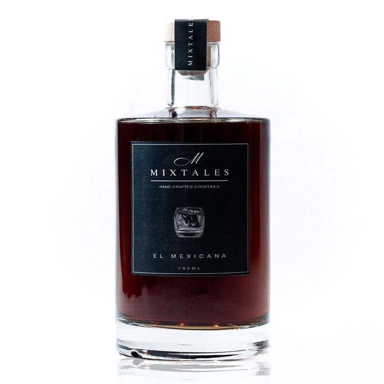 El Mexicana Pre-Mixed Cocktail 700ml