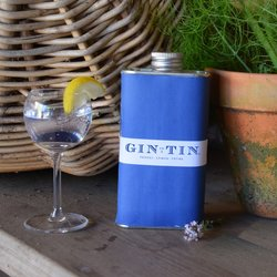 Fennel, Lemon & Thyme 'No. 7' Gin In A Tin 50cl