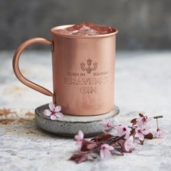 Copper Mule Gin Mug