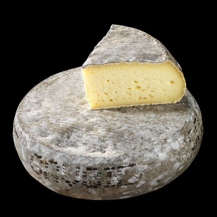 500g Tomme de Savoie Washed Semi-Soft French Cheese P.G.I