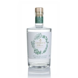 Ceder's Classic Distilled Non-Alcoholic Spirit Drink with Botanicals 50cl
