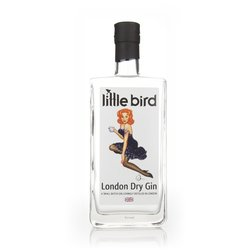 Little Bird Small Batch London Dry Gin 70cl 41.6% ABV