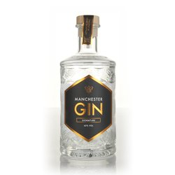 Manchester Signature Gin 50cl 42% ABV