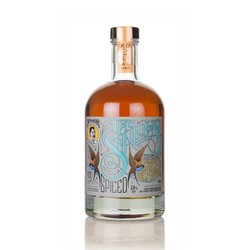 Rock Star Spirits Citrus & Salted Caramel Rum 50cl 38% ABV