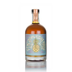 'Pineapple Grenade' Spiced Rum with Salted Caramel 50cl 65% ABV by Rock Star Spirits