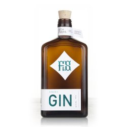 Organic English Gin 50cl 42.2% ABV by Faith & Sons