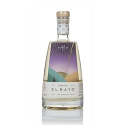 Reposado Rested Mexican Agave Tequila 70cl 40% ABV by El Rayo