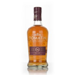 Tomatin 14 Year Old Highland Single Malt Scotch Whisky 70cl 46% ABV
