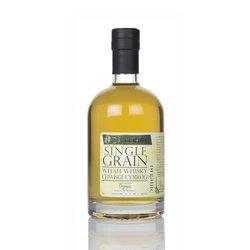 Dà Mhìle Organic Single Grain Welsh Whisky 70cl 46% ABV