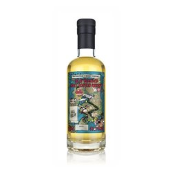 'All Islay' Blended Malt Scotch Whisky 50cl 47.5% ABV by That Boutique-y Whisky Company