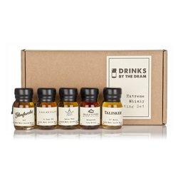 Extreme Whisky Miniatures Tasting Gift Set Inc. Glenfarclas, Lagavulin & Talisker Whiskies