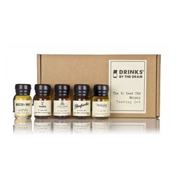30 Year Old Whisky Miniatures Tasting Gift Set Inc. Glenfiddich & Glenfarclas Whiskies