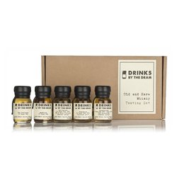 Old & Rare Whisky Miniatures Tasting Gift Set Inc. Old Pulteney, Springbank & BenRiach Whiskies