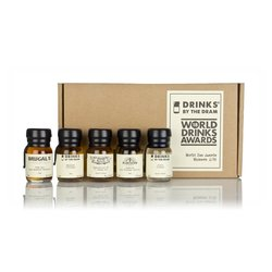 2018 World Award Winning Rum Miniatures Tasting Gift Set Inc. Rumbullion & Aluna Coconut Rums