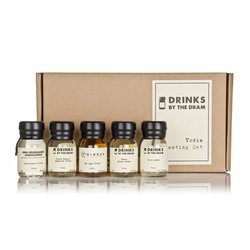 Vodka Miniatures Tasting Gift Set Inc. Ciroc Apple & Bimber Oak Aged Vodkas