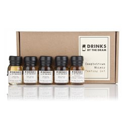 Campbeltown Scotch Whisky Miniatures Tasting Gift Set Inc. Springbank & Glen Scotia Whiskies