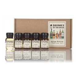 Antique Whisky Miniatures Tasting Gift Set Inc. Johnnie Walker, Glenfiddich & Haig's Whiskies