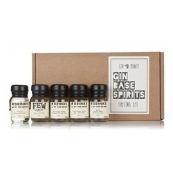 Gin Base Spirit Miniatures Tasting Gift Set Inc. Portobello Road & Williams Chase Gins