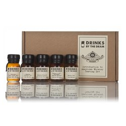 'Introduction to American Whiskey' Miniatures Tasting Gift Set Inc. Sazerac & Michter's Whiskey
