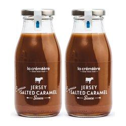 Jersey Espresso Salted Caramel Sauce 2 x 250ml