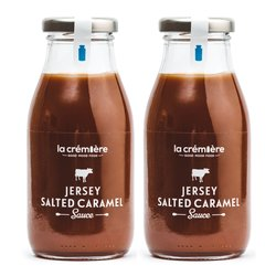 Jersey Salted Caramel Sauce 2 x 250ml