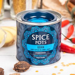 Hot Goan Curry Dry Spice Blend Pot 40g