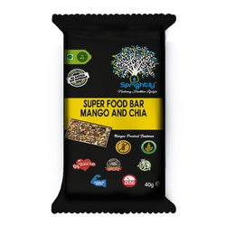 Mango & Chia Seed Vegan Energy Snack Bar 40g