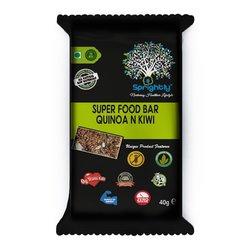 Quinoa & Kiwi Vegan Energy Snack Bar 40g