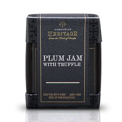 Hungarian Plum Jam with Truffle 140g
