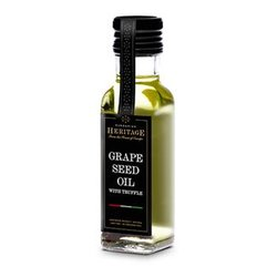 Truffle Infused Grapeseed Oil 100ml