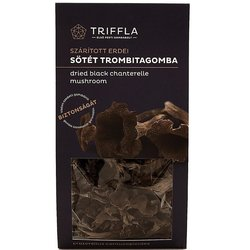 Dried Black Chanterelle Mushrooms 30g