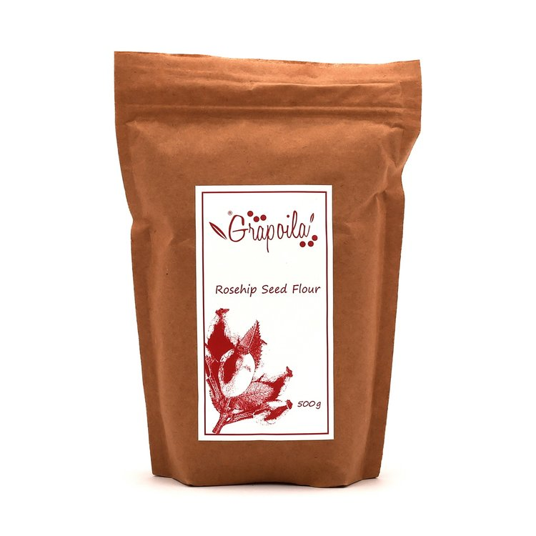 Gluten-Free Rosehip Seed Flour 500g