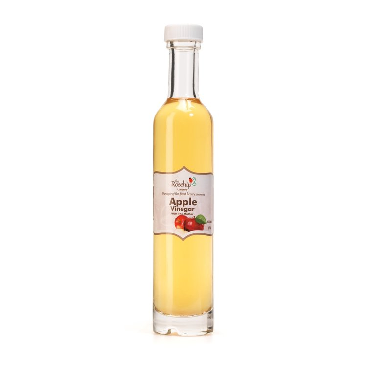 Raw Apple Vinegar with 'The Mother' 100ml