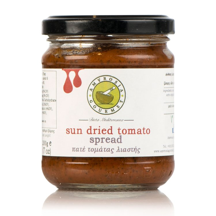 Sun-Dried Tomato Spread 200g