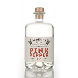 French Pink Pepper Gin 70cl 40% ABV by Audemus